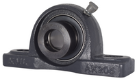 "7/8"" Pillow Block Bearing W/ Lock Collar HCAK205-14"
