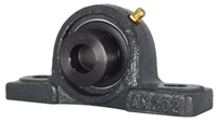 "5/8"" Pillow Block Bearing W/ Lock Collar HCAK202-10"