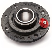 "1-11/16"" M2000 Heavy Duty Four Bolt Piloted Flange Bearing"