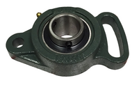 "1-1/4"" Adjustable Two Bolt Flange Bearing UCFA207-20 (Large Housing)"