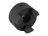 "L095 Series L-Jaw Shaft Coupling Half 7/16""-1-1/8"" Bore Options"
