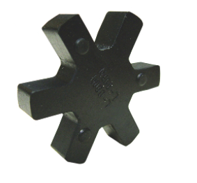 L075 Series L-Jaw Rubber Spider Insert Image