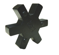 L075 Series L-Jaw Rubber Spider Insert