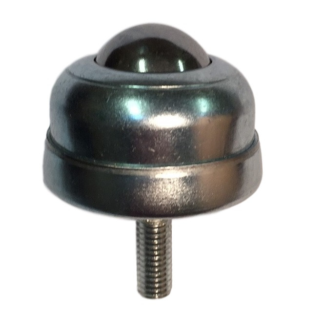 """Stud Mounted Ball Transfer Unit with 1"""" Ball Image"""