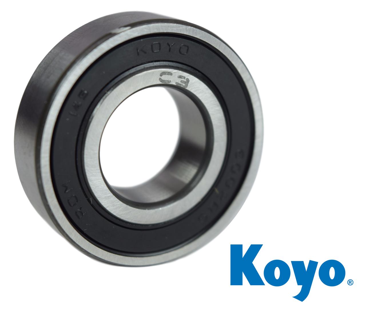 Koyo 6002-2RSC3 Radial Ball Bearing 15X32X9 Image