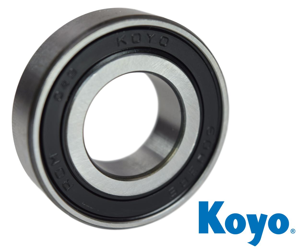 Koyo 6003-2RSC3 Radial Ball Bearing 17X35X10 Image