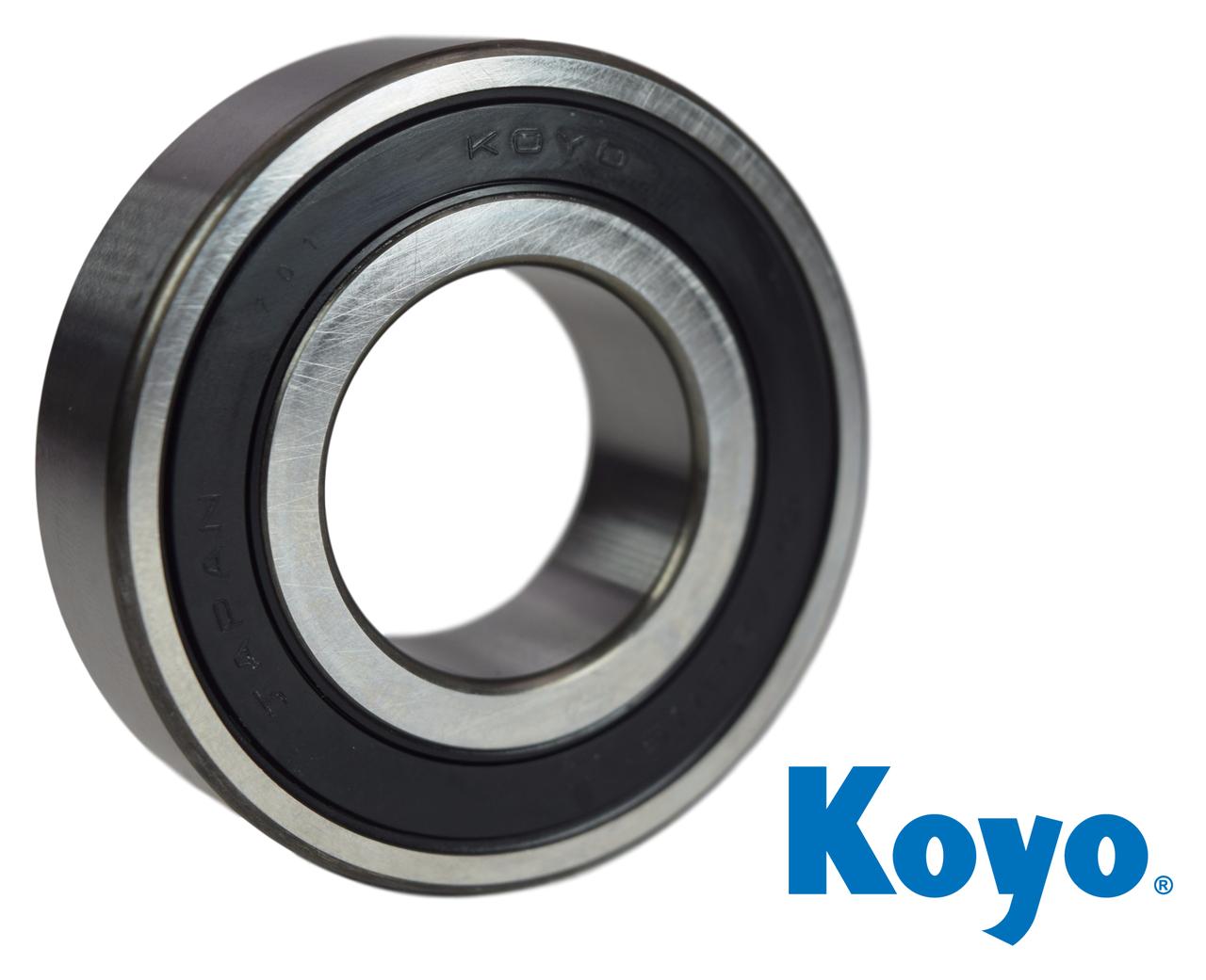 Koyo 62/28-2RSC3 Radial Ball Bearing 28X58X16 Image