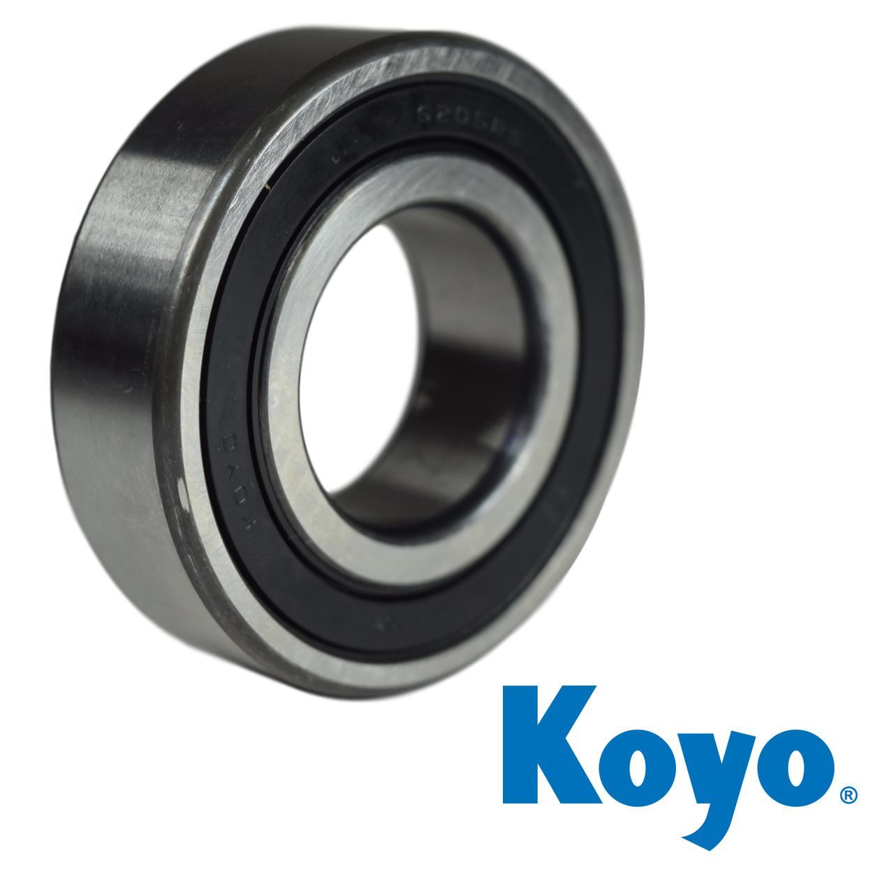 Koyo 6205-2RSC3 Radial Ball Bearing 25X52X15 Image