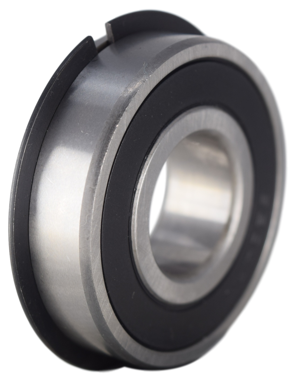 6204-2RSNR Radial Ball Bearing with Snap Ring 20X47X14 Image