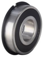 6204-2RSNR Radial Ball Bearing with Snap Ring 20X47X14