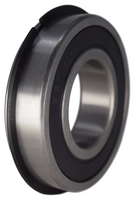 6207-2RSNR Radial Ball Bearing with Snap Ring 35X72X17