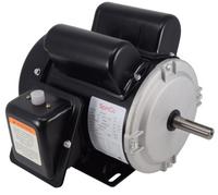 1 HP Farm Duty 1750 RPM 115/230 Volt AC Electric Motor