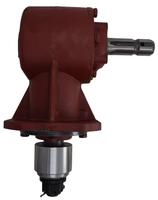 """40 HP Rotary Cutter Gearbox 1-3/8"""" 6-Spline Input Shaft 1:1.47"""