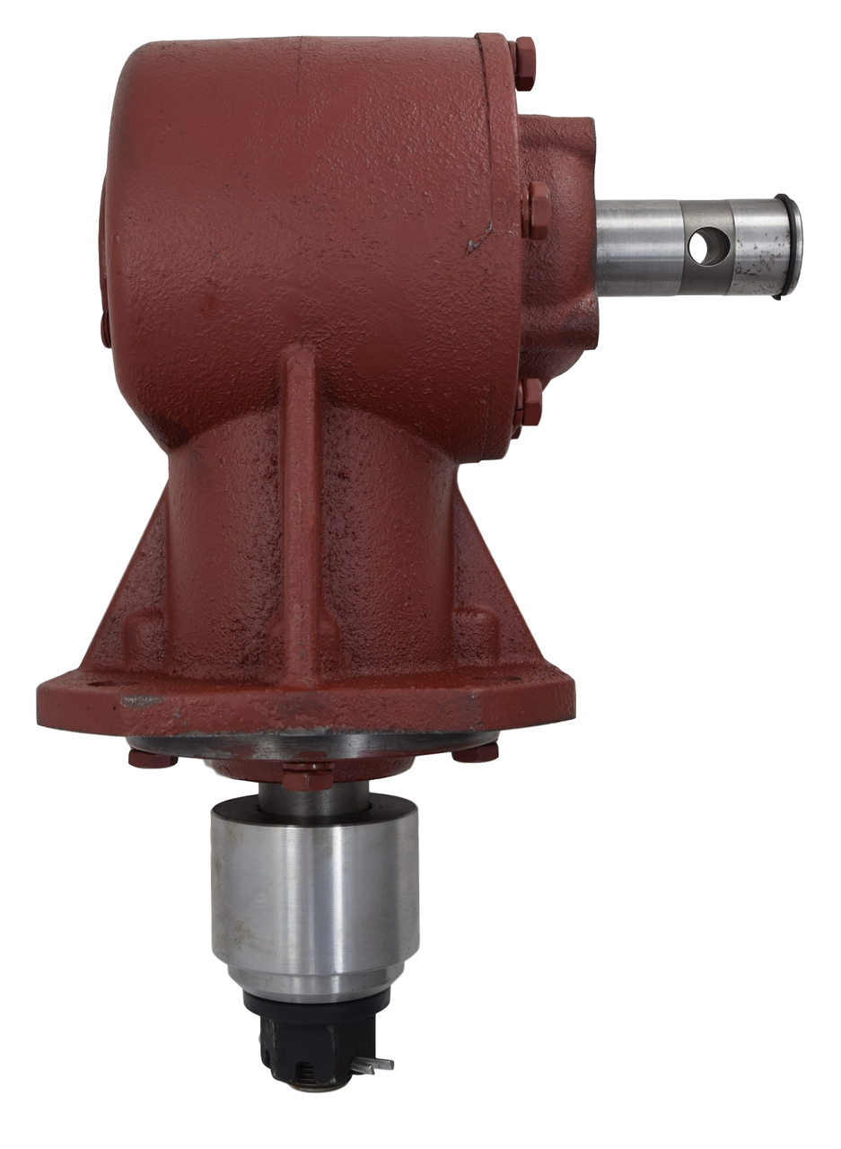 40 HP Rotary Cutter Gearbox 1-3/8 Smooth Input Shaft 1:1.47 Image
