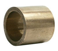 "1""x1-1/4""x3/4"" Sintered Bronze Sleeve Bushing"