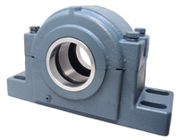 "3-15/16"" Heavy Duty Split 4-Bolt Pillow Block Bearing SAF22522"