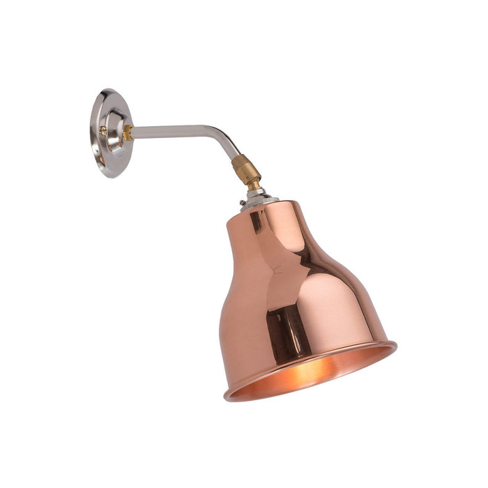 Factory Wall Light MK1 - Copper