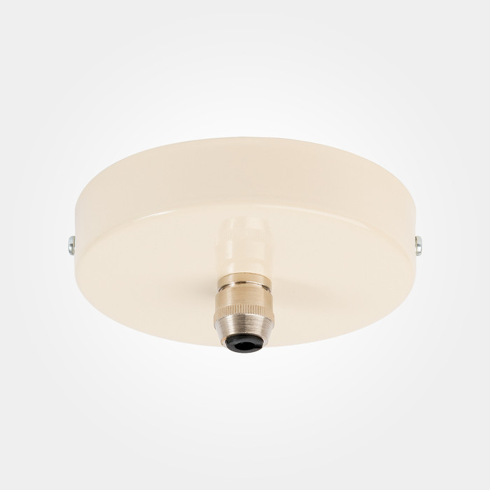 Domestic Ceiling Rose - Ivory