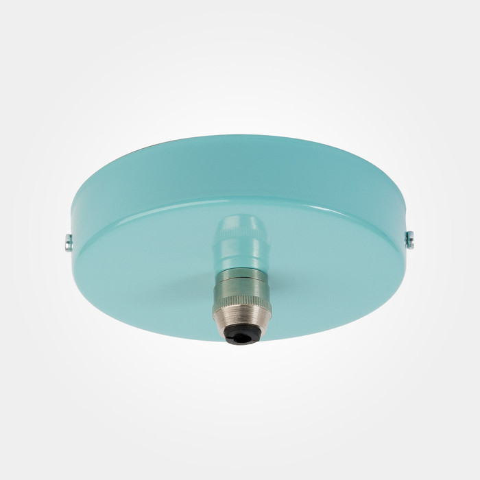 Domestic Ceiling Rose - Turquoise