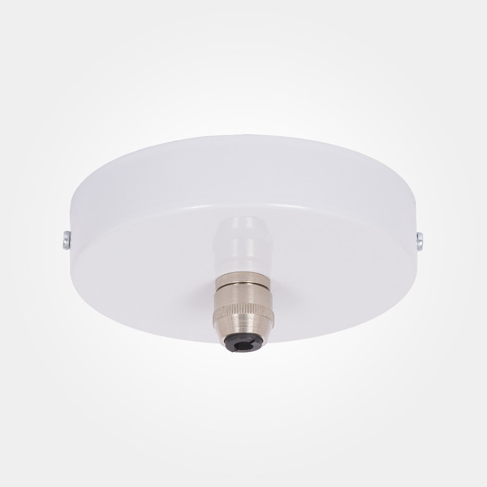 Domestic Ceiling Rose - Polar Grey