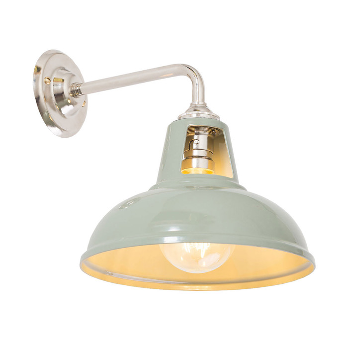 Coolicon Wall Light - Olive Grey
