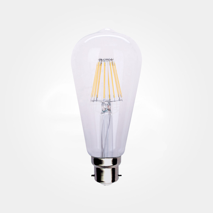 B22 LED Filament Bulb - Large