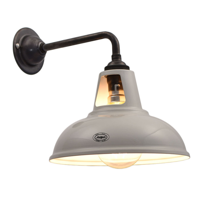 Coolicon Wall Light - Ministry Grey