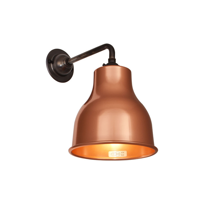 Factory Wall Light MK4 - Copper