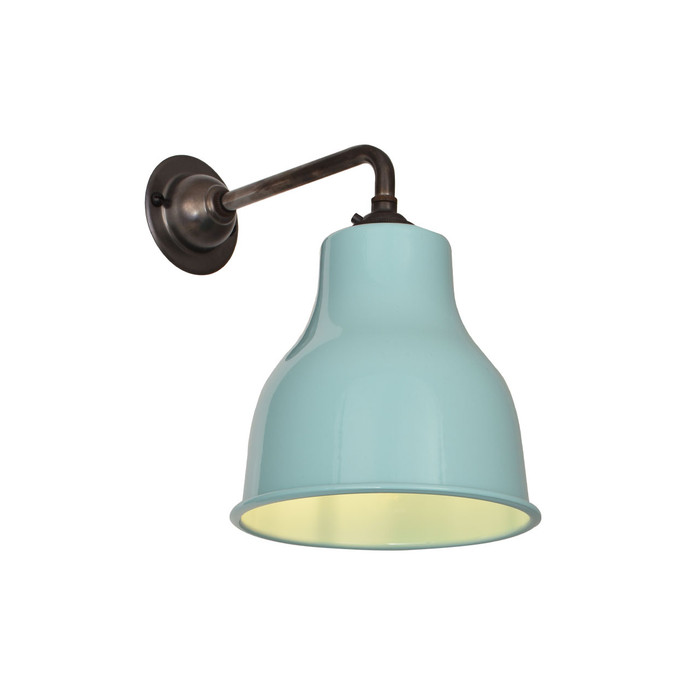 Factory Wall Light MK4 -  Turquoise