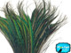 Long wispy iridescent craft feathers
