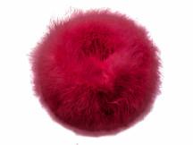 2 Yards - Dusty Pink Turkey Medium Weight Marabou Feather Boa 25 Gram