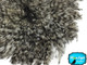 Grey Chinchilla Strung Rooster Neck Hackle Wholesale Feathers