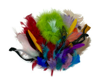 Collection 113 - Mix Random Feather Sample Pack (Bulk)