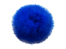 2 Yards - Royal Blue Turkey Medium Weight Marabou Feather Boa 25 Gram