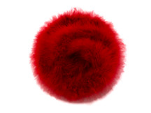 2 Yards - Red Turkey Medium Weight Marabou Feather Boa 25 Gram