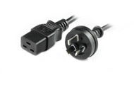 0.5M 10A Wall Plug to IEC C19 Power Cable