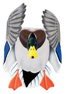Mallard Drake #4 PVC Garage Duck
