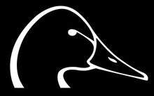 Canvasbacks Unlimited Decal