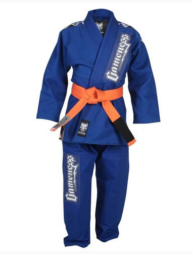 The Jiu Jitsu Shop proudly features Gameness's Youth Gi line - made with the same award-winning material as the Gameness Pearl Gis. Grab one today, and enjoy free shipping from www.thejiujitsushop.com.
