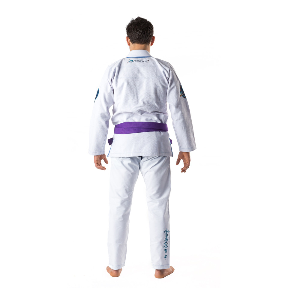 Fusion Star Trek Spock Gi available at www.thejiujitsushop.com.  Unique Star trek officially licensed Gi.    Enjoy Free Shipping from The Jiu Jitsu Shop