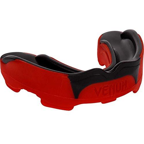 Venum Predator Red and Black Mouthguard available at www.thejiujitsushop.com  Enjoy Free Shipping from The Jiu Jitsu Shop.