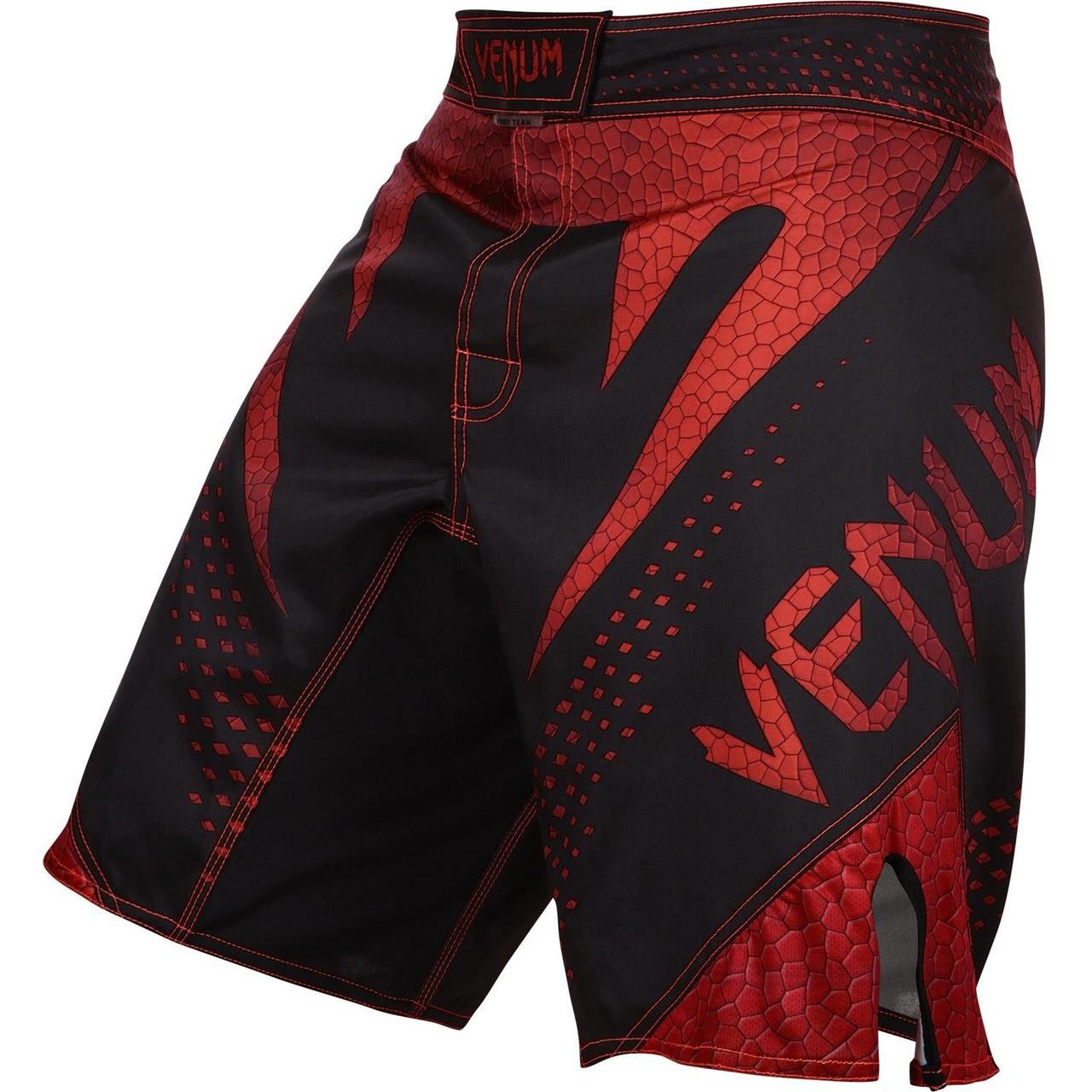 Venum Hurricane Fightshorts Amazonia Red MMA Shorts now available at www.thejiujitsushop.com  Top MMA and Grappling Shorts  Enjoy Free Shipping from The Jiu Jitsu Shop today!