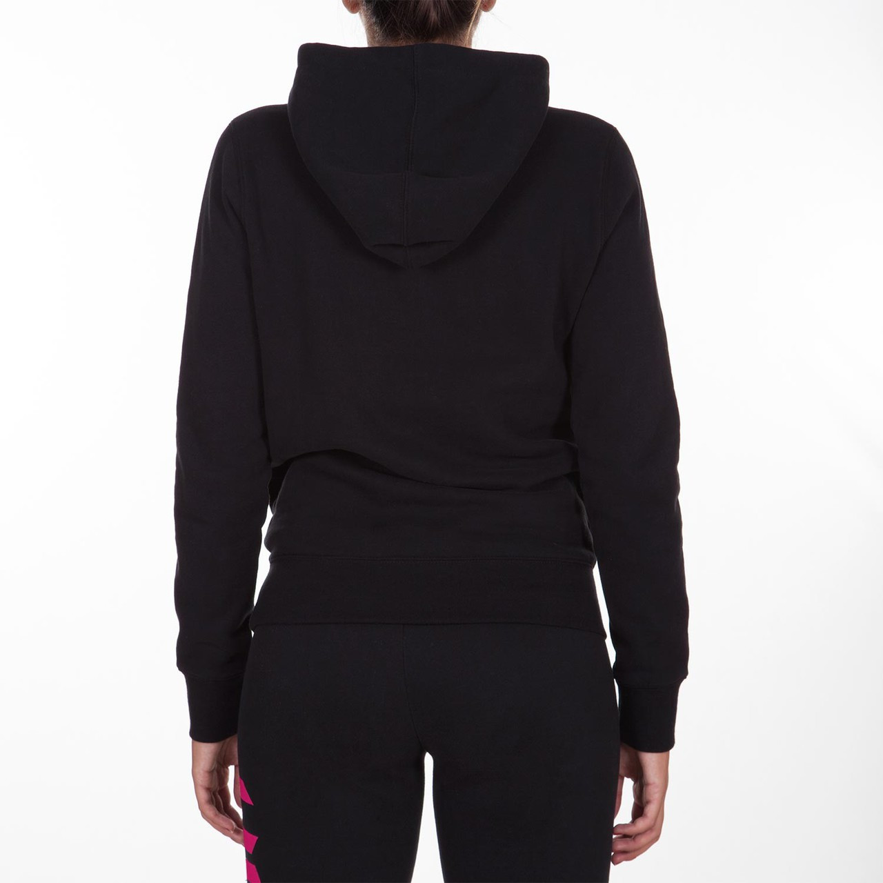 Back of the Venum Infinity Hoody - Black/Pink now available at www.thejiujitsushop.com  Free Shipping from The Jiu Jitsu Shop.