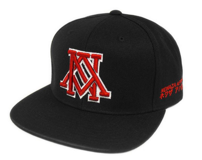 Newaza Apparel NA Outline Hat Available at www.thejiujitsushop.com  Enjoy Free Shipping from the Jiu Jitsu Shop today!