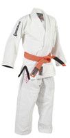 Gameness youth air brazilian jiu jitsu gi.  Available at www.thejiujitsushop.com   Free shipping on all kimonos.