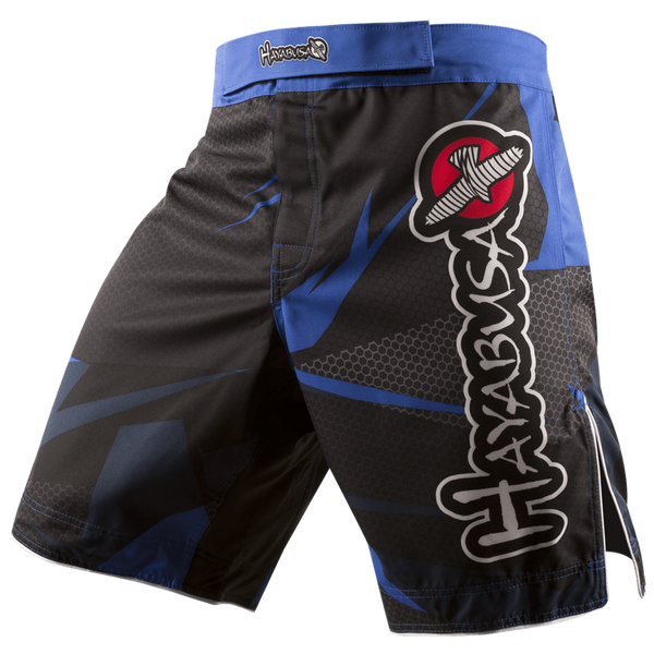 Hayabusa Metaru Performance Fight Shorts available at The Jiu Jitsu Shop with free shipping!