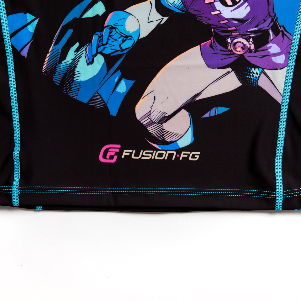 Fusion FG Batman and Robin All-Star Rashguard now available at www.thejiujitushop.com  Enjoy Free Shipping from The Jiu Jitsu Shop today!