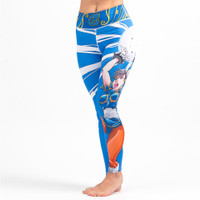 Street Fighter Chun Li Women's Spats available at www.thejiujitsushop.com  Enjoy Free Shipping on these Street fighter female tights for grappling and all around awesomeness.
