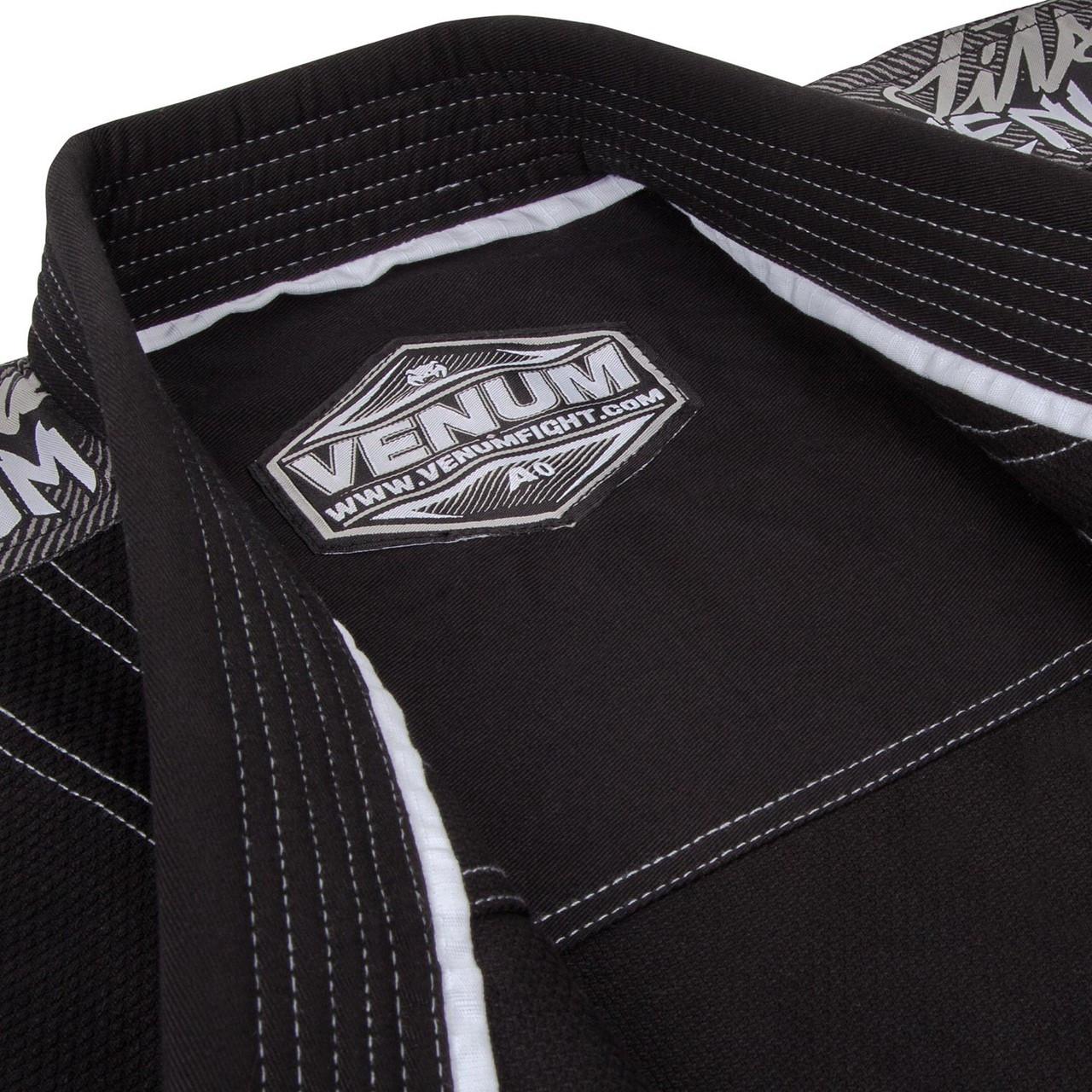 Black and Grey Venum Challenger 3.0 gi.