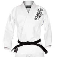 Venum Contender 2.0 White GI available at www.thejiujitsushop.com  Enjoy Free Shipping from The Jiu Jitsu Shop today!